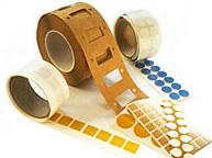 Sonderprodukte Formstanzteile Stanzteile aus Selbstklebebändern